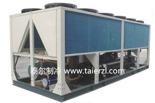 风冷工业冷水机