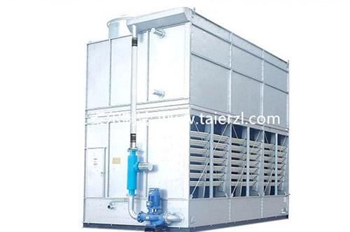 湖北冷库蒸发式冷凝器