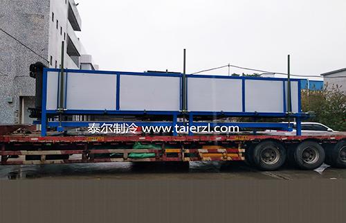 自动大型制冰机