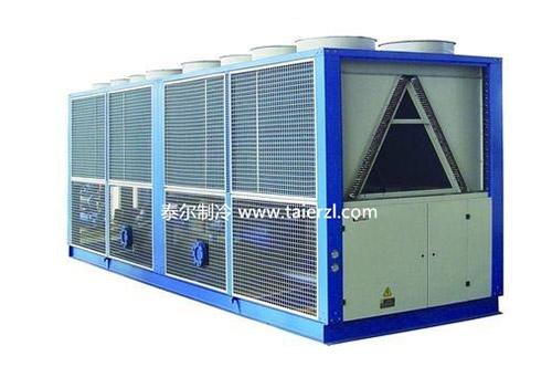冷螺杆式冷热水机组