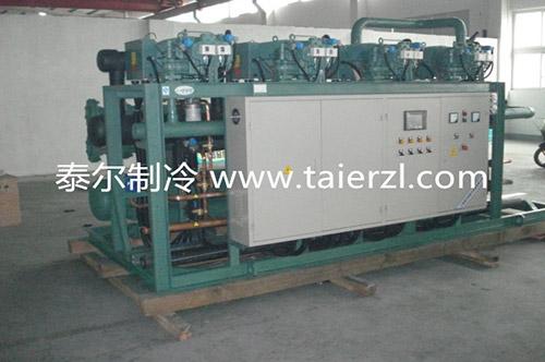 仙桃安徽冷库制冷设备专用机组