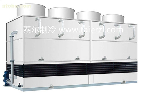 仙桃低温冷藏库用蒸发冷凝器